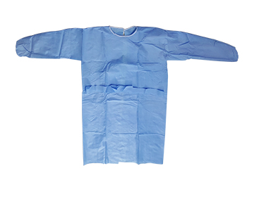 Disposable operating clothes